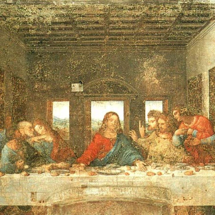 Book tickets for the Last Supper